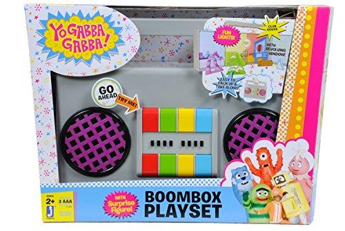 Yo Gabba Gabba Boombox