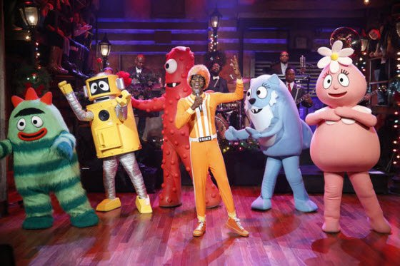 Yo Gabba Gabba New Friends