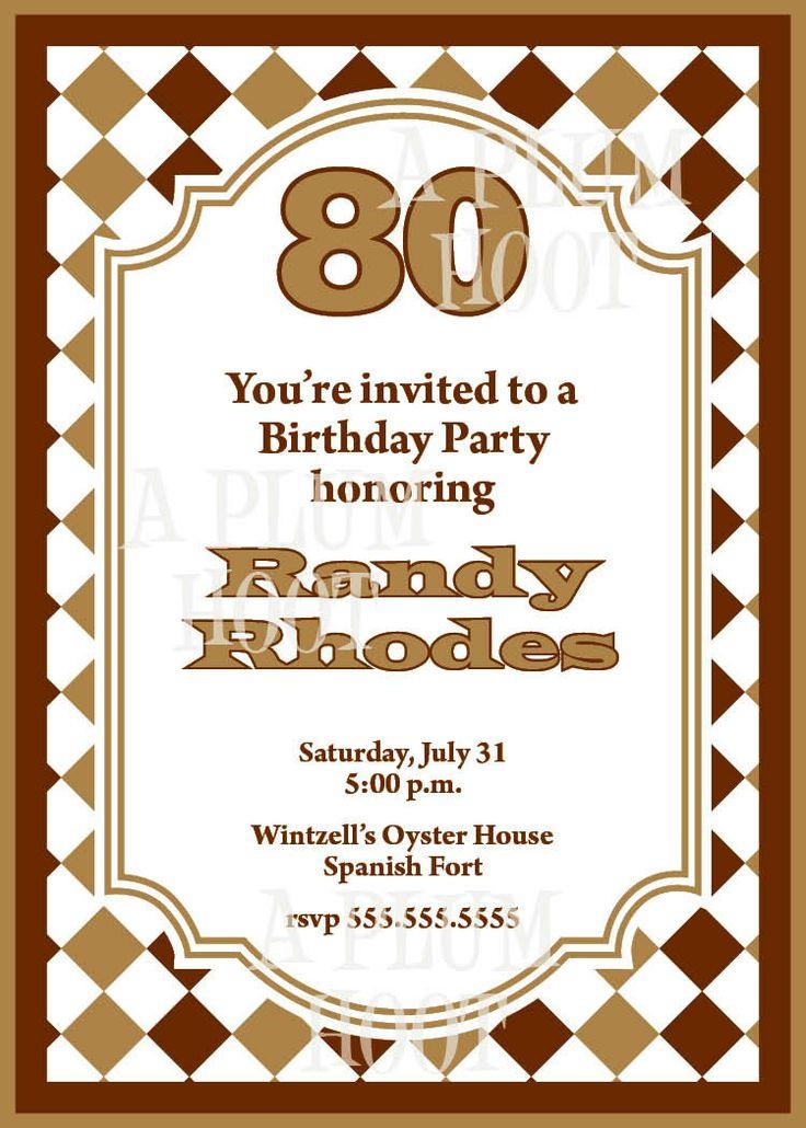 18 Birthday Invitations Free