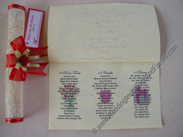 18th birthday invitation wording 18th birthday invitation wording philippines stopboris Choice Image