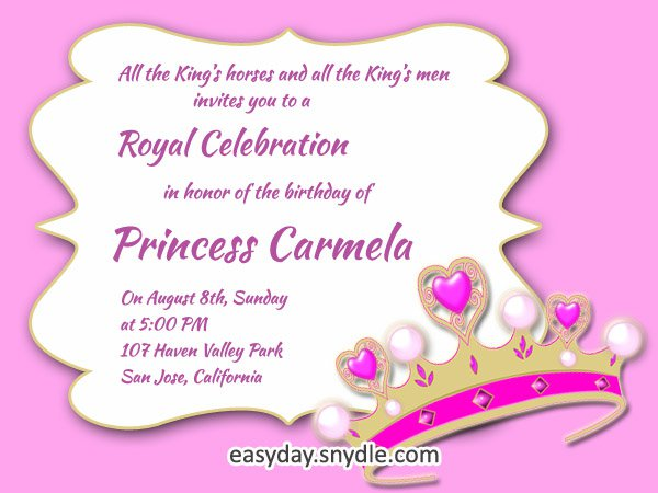 18th Birthday Party Invitations Wording