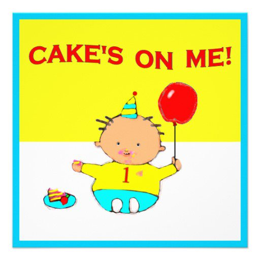 1st Birthday Party Invitation Wording Hindi
