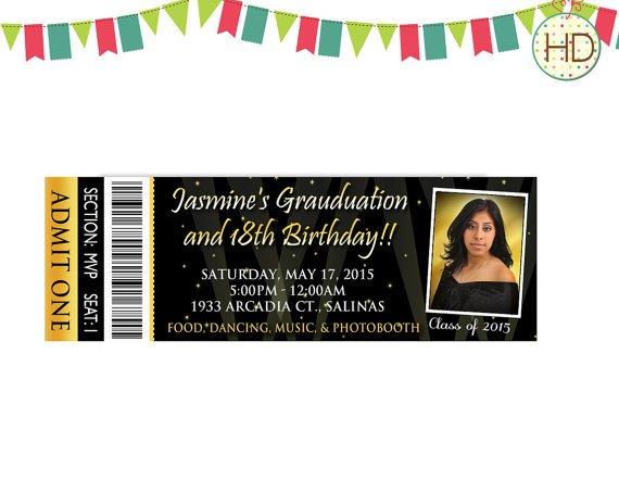 2015 Graduation Invitations Walmart