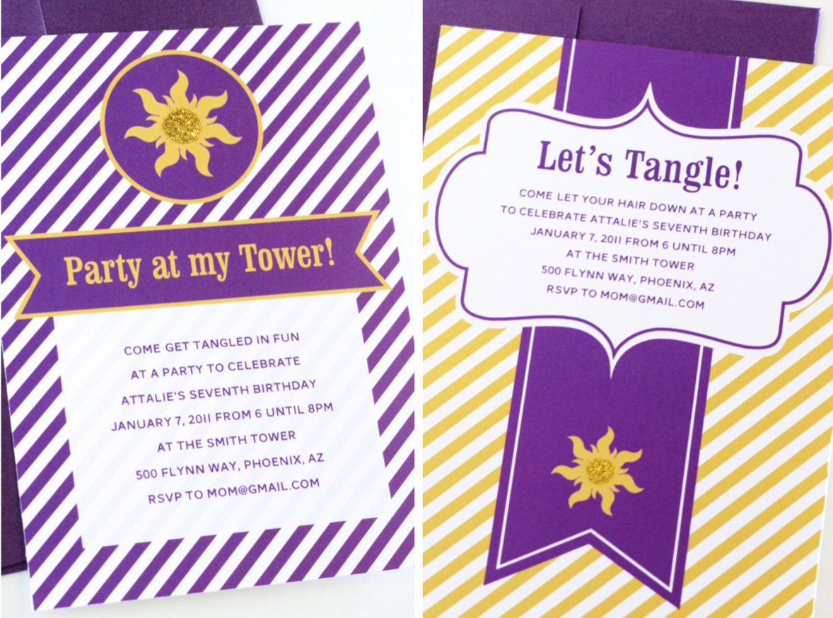 39;s Printable Party Invitations
