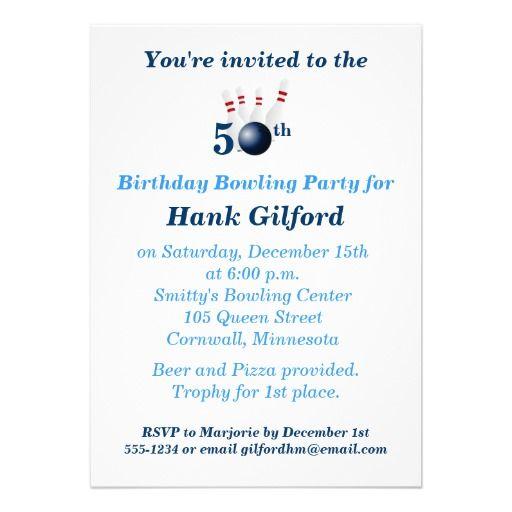 50th Birthday Invitations Zazzle