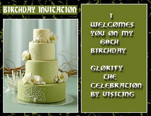 5th Birthday Invitation Cards In Marathi