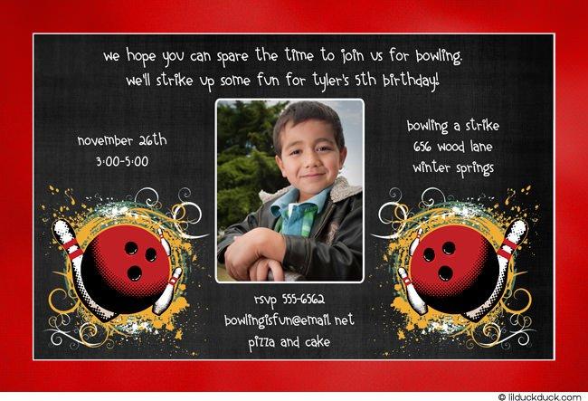 5th Birthday Invitation Wording Boy