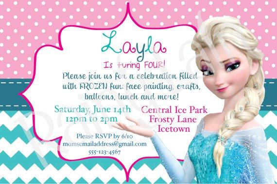 5th Birthday Party Invitations Free