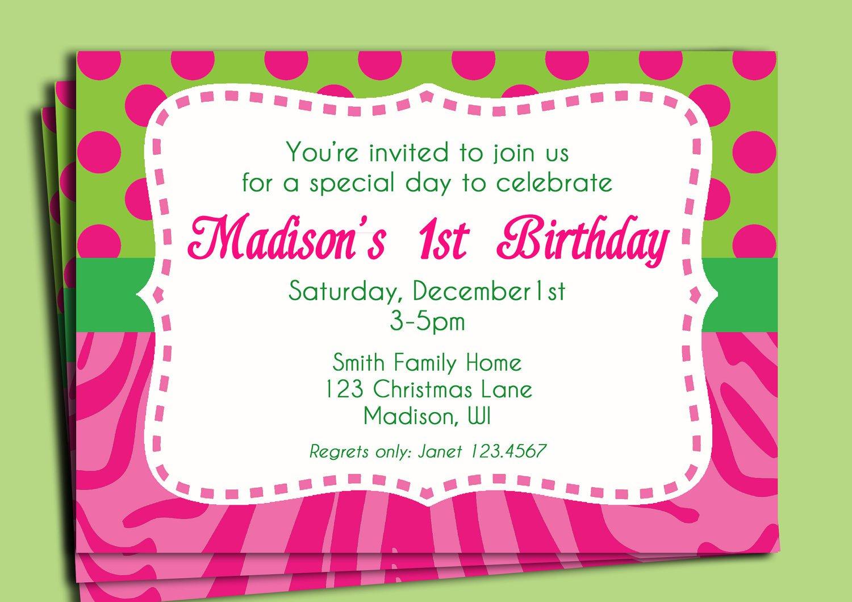 80th Birthday Invitation Wording Samples