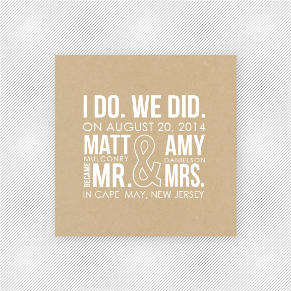 Awesome Engagement Invitations