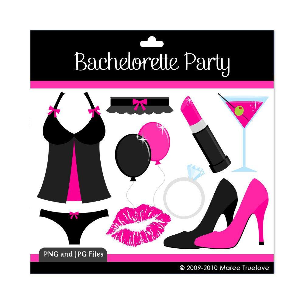 Bachelorette Party Clip Art Free