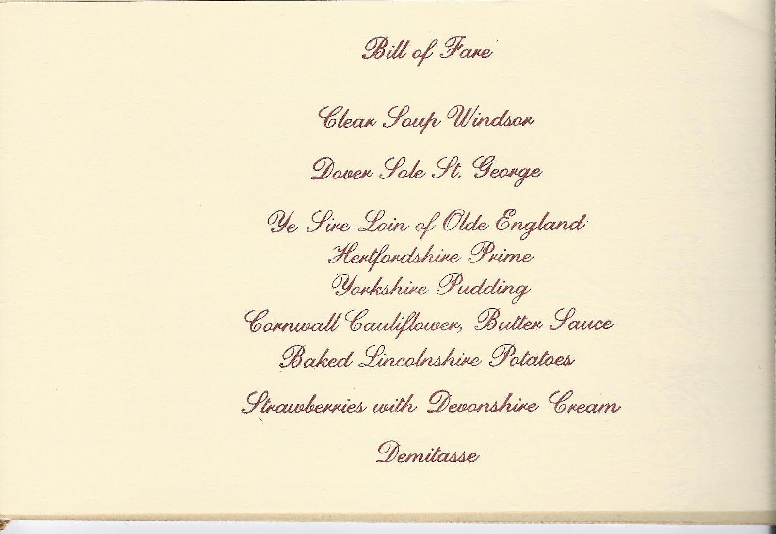 Banquet Dinner Invitation Wording