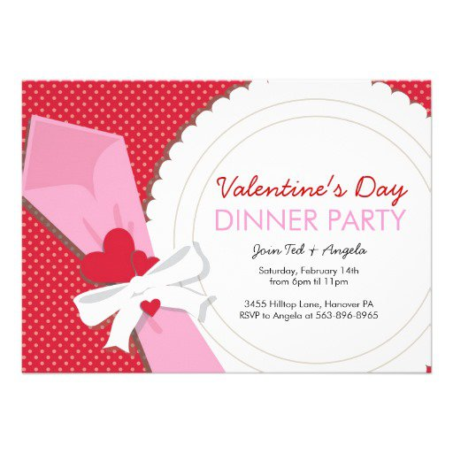 Banquet Dinner Invitations