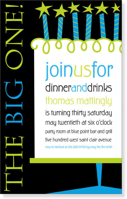 Dinner Party Invitation Wording – Birthday Dinner Party Invitations