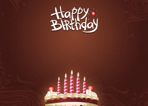 Birthday Invitation Ppt Templates