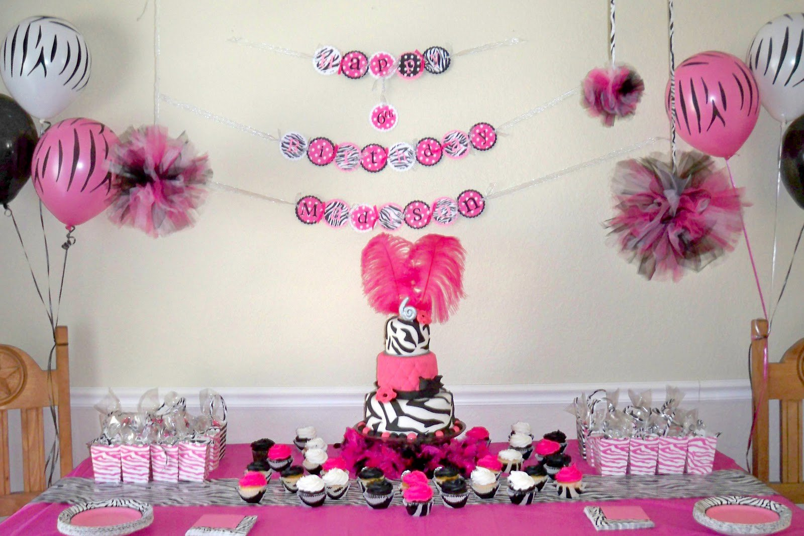 Black And White Birthday Invitations For 12 Year Olds And Girl