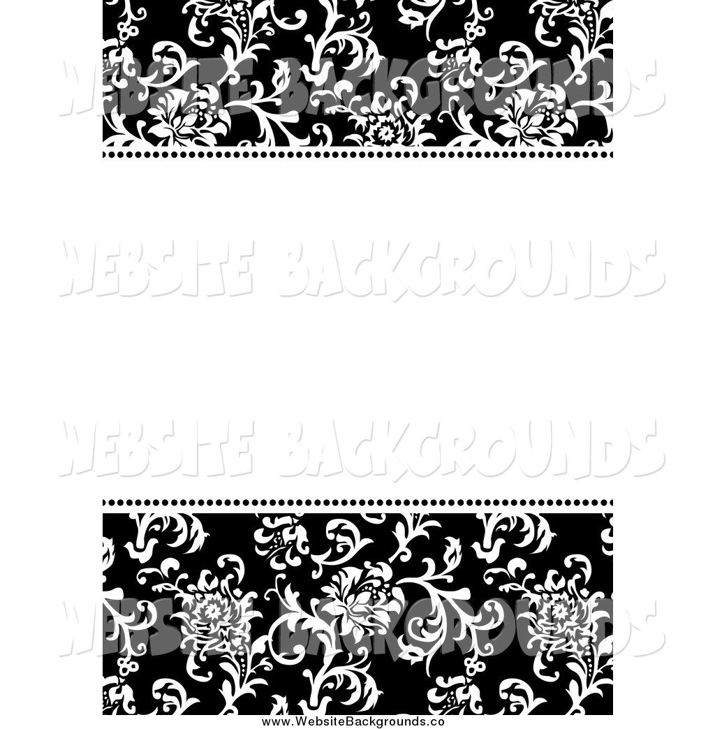 Black And White Invitation Backgrounds