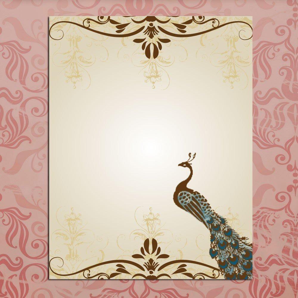 Blank Invitation Cards Templates