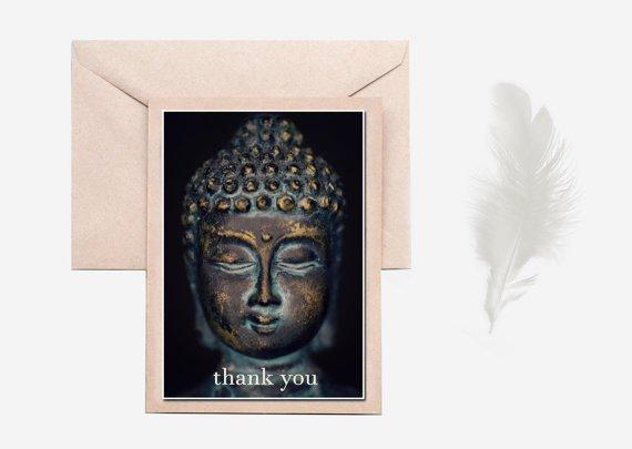 Blank Kraft Paper Invitation Kits