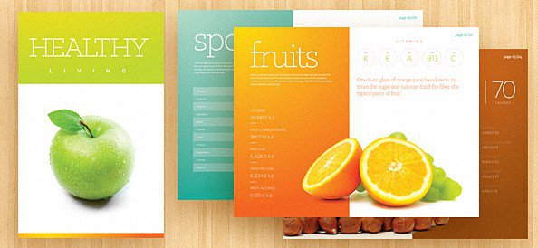 Booklet Design Templates Free