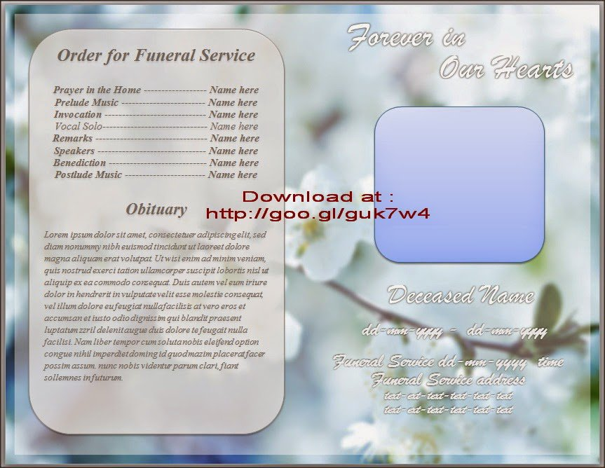 Booklet Design Templates Free Download
