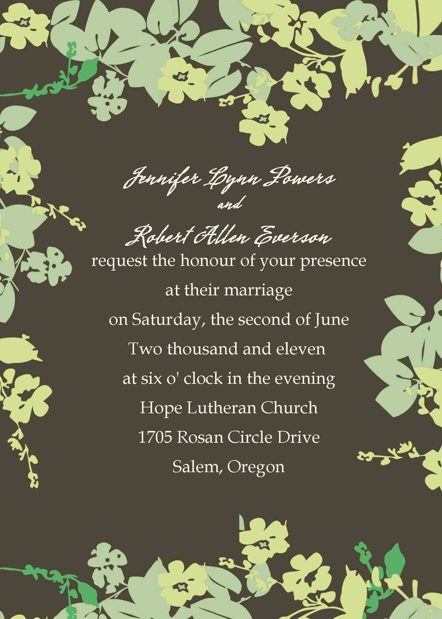 Business Invitation Wording Etiquette