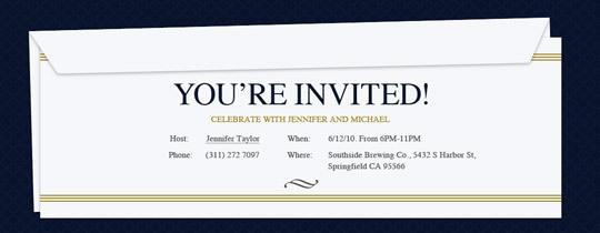Business Networking Reception Invitation Wording