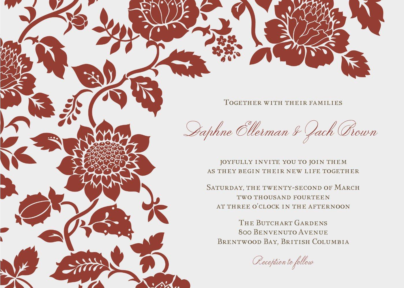 Christian Invitation Templates