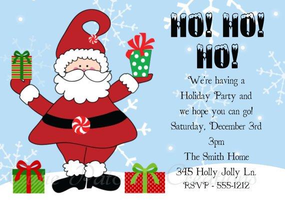 Christmas Invitation Graphics