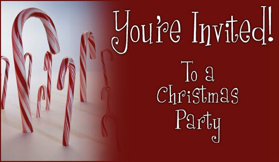 Christmas Invitation Verses