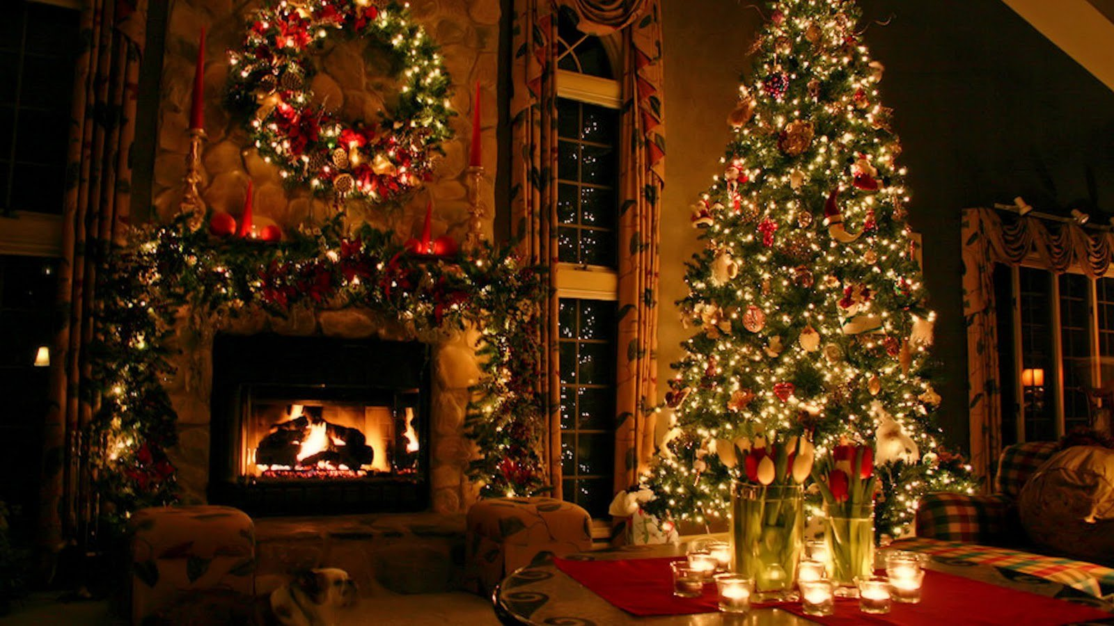 Christmas Pictures For Desktop Free Download