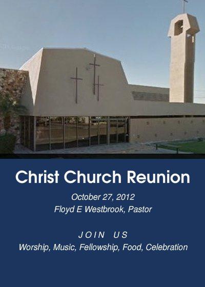 Church Of Christ Invitation Cards