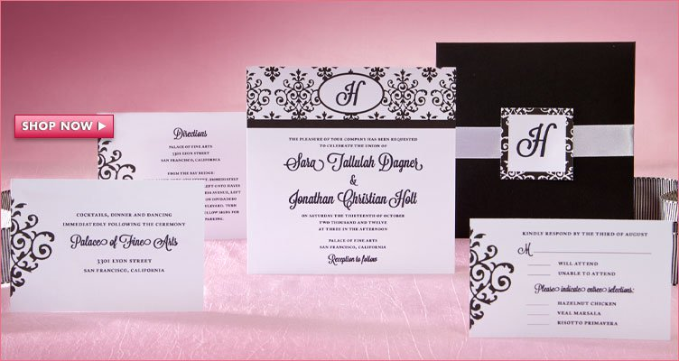 City Engagement Party Invitations