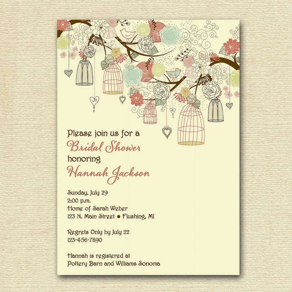 Clever Invitation Wording