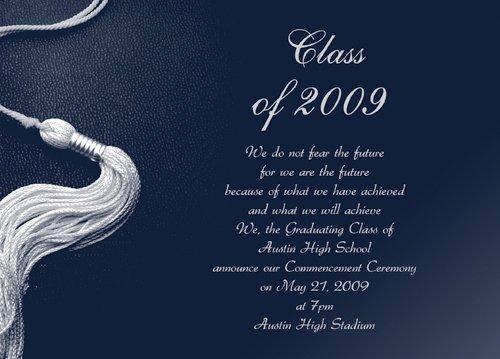 College Graduation Announcements Templates Free