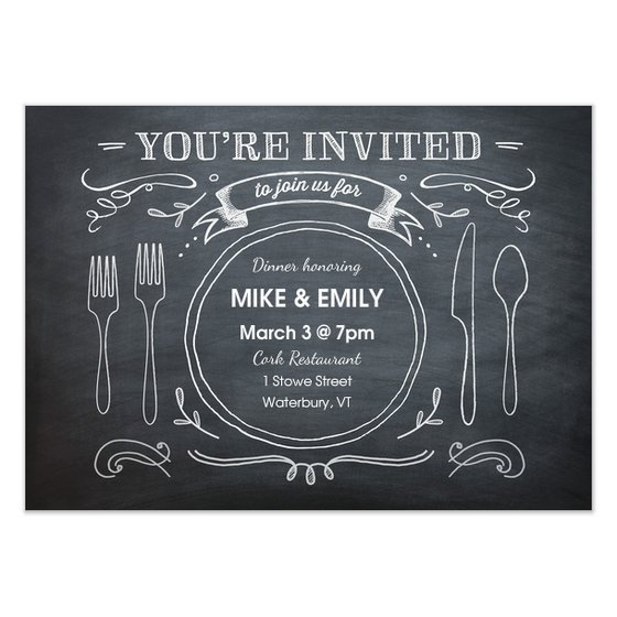 Company Dinner Party Invitation Wording – Dinner Party Invitation Wording