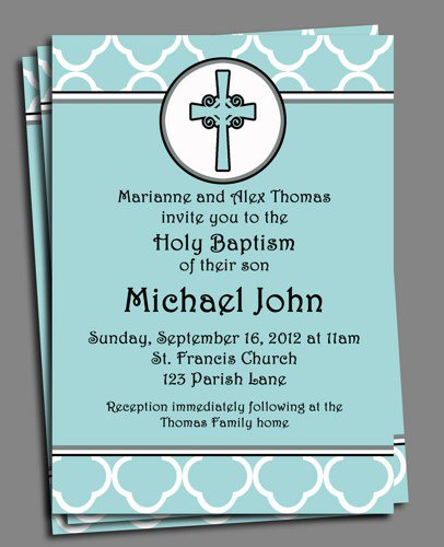 Confirmation Party Invitation Templates
