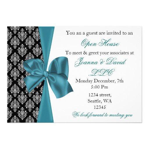 Corporate Event Invitation Text