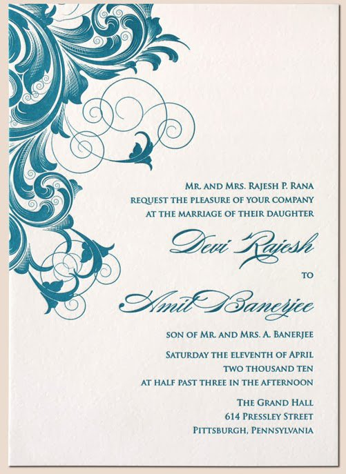 Corporate Invitation Cards Designs