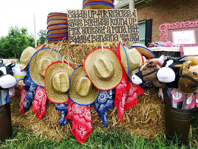 Country Western Party Invitations Ideas