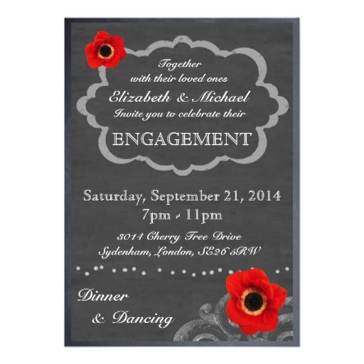 Creative Engagement Invitations