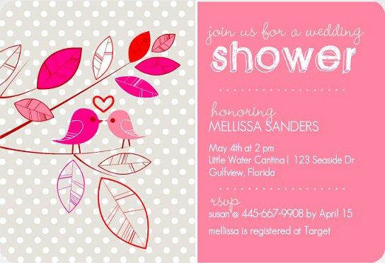 Wedding Shower Invitation Sayings: Cute Bridal Shower Invitation Wording