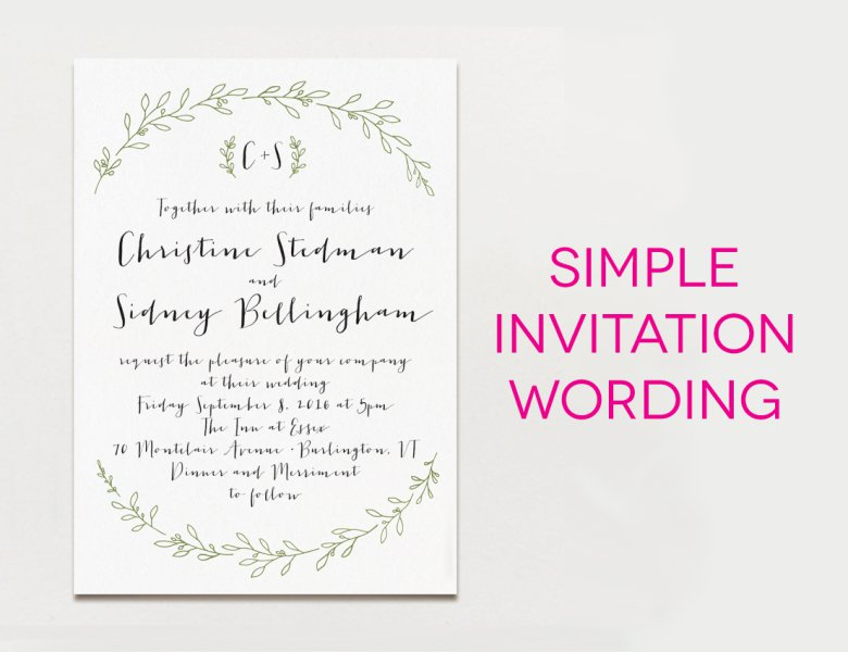 Cute Engagement Party Invitation Wording