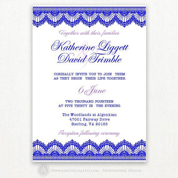 D Wedding Invitation Templates Blank