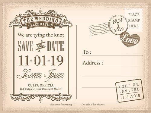 Design Postcard Invitations