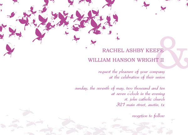 Design Your Own Wedding Invitations Free