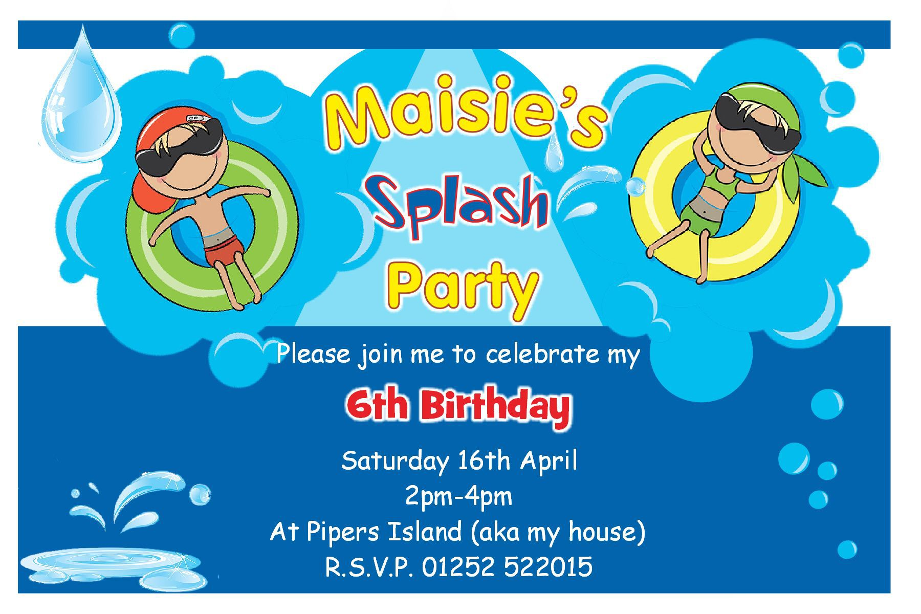 Dinosaur Birthday Party Invitations Templates