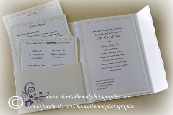 Directions To Include With Wedding Invitations