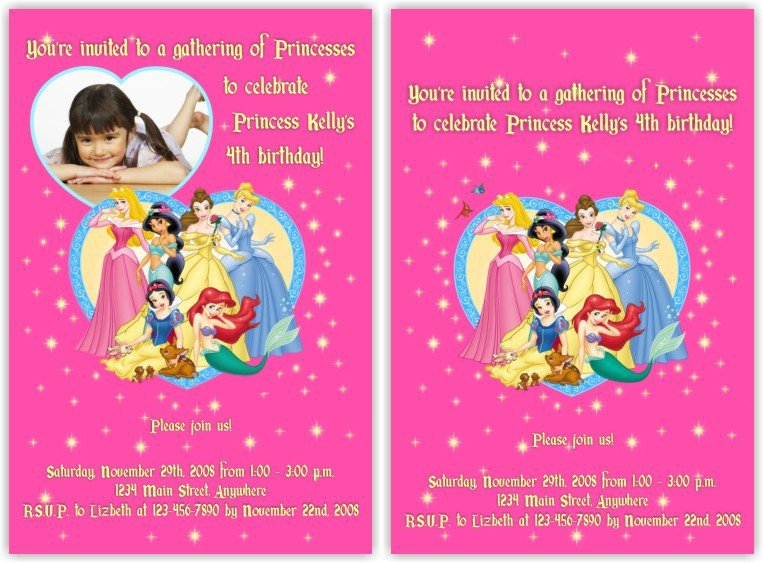 birthday invitation templates, Birthday invitations