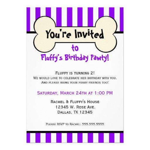 birthday party invitations, Birthday invitations